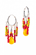 Firefly Fulani Earrings