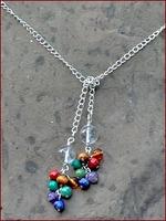 Chakra Chained Lariat