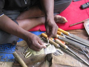 Nigerien Craftsman